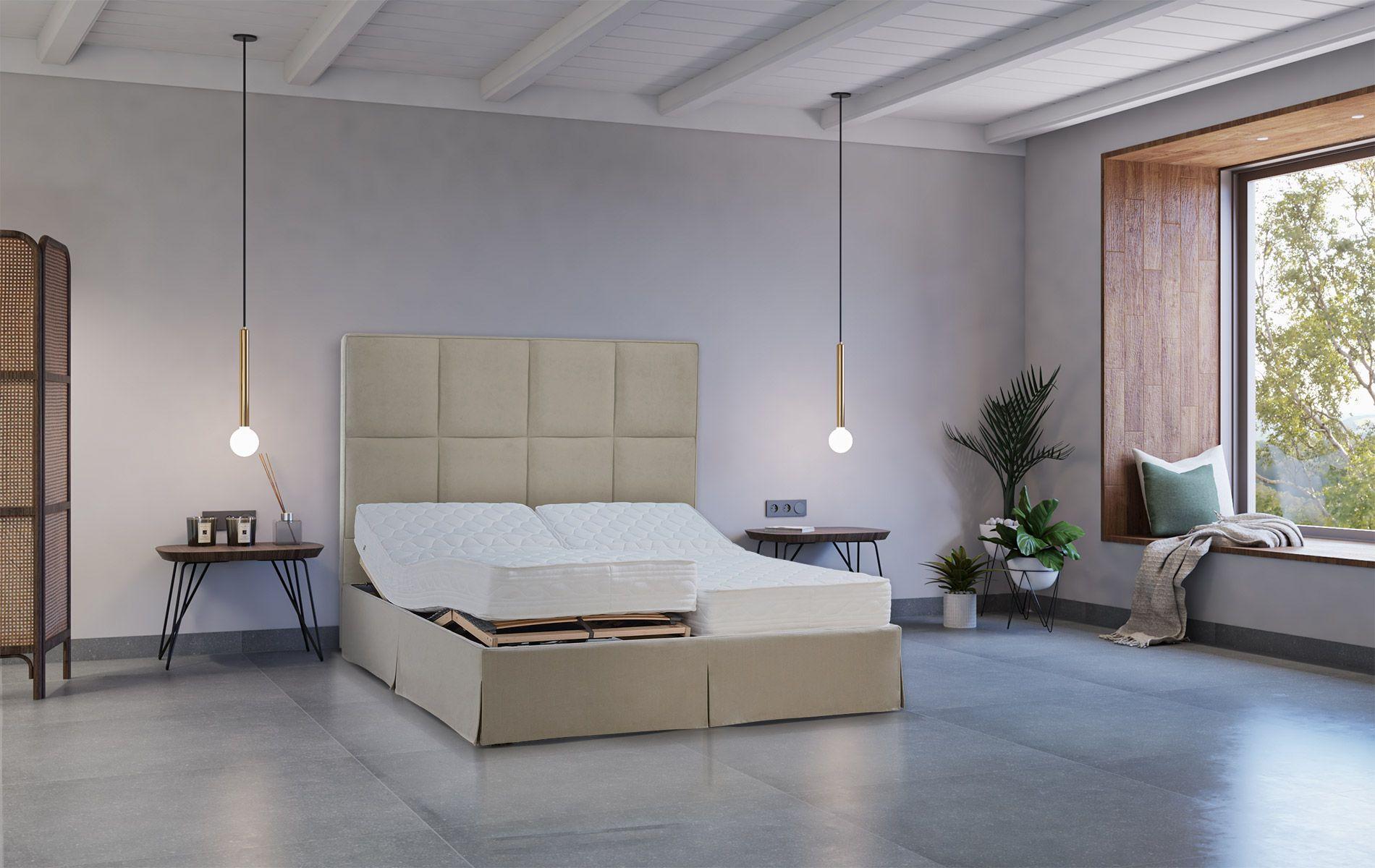 Κρεβάτι Capri Relax