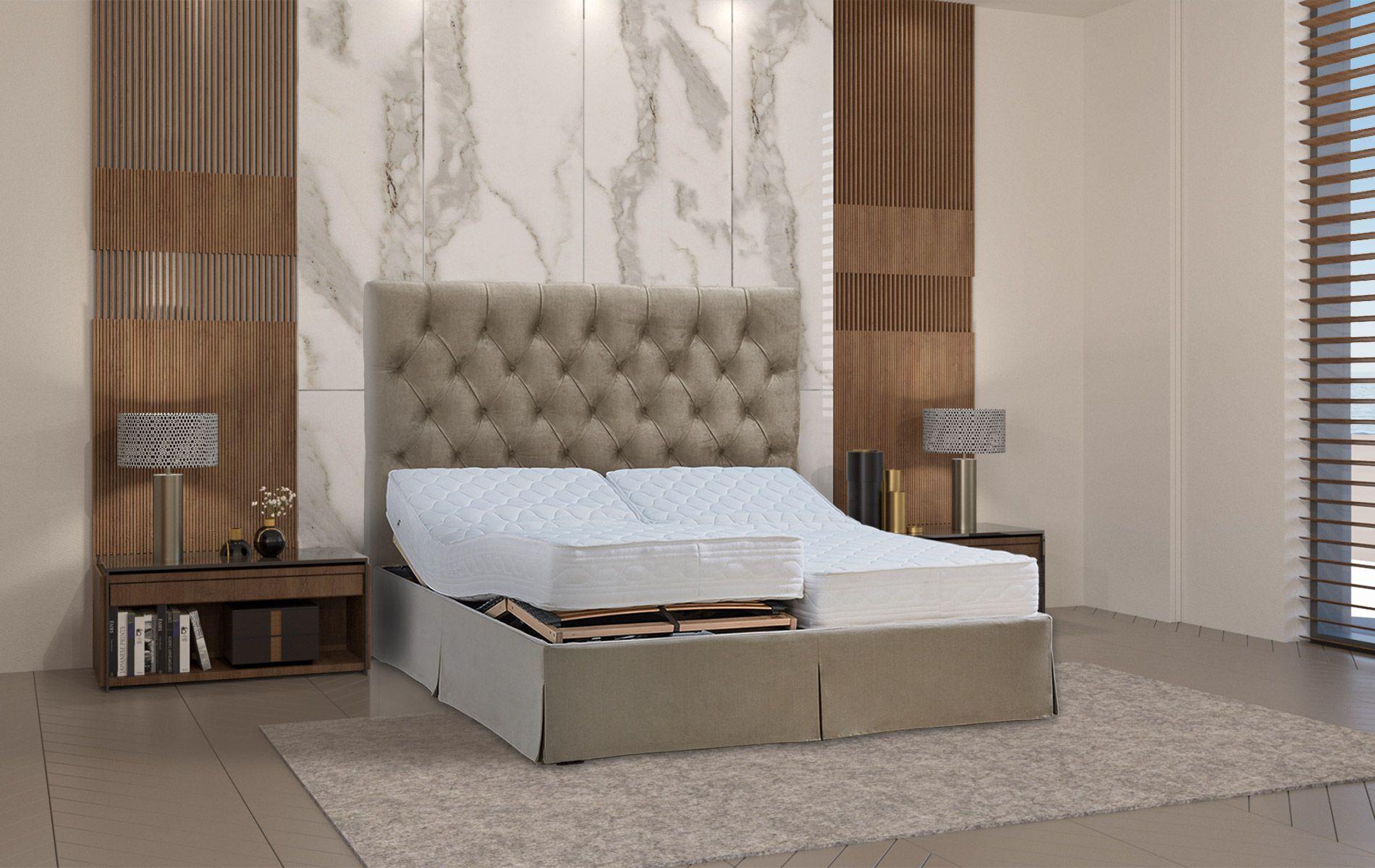 Κρεβάτι Queen Relax
